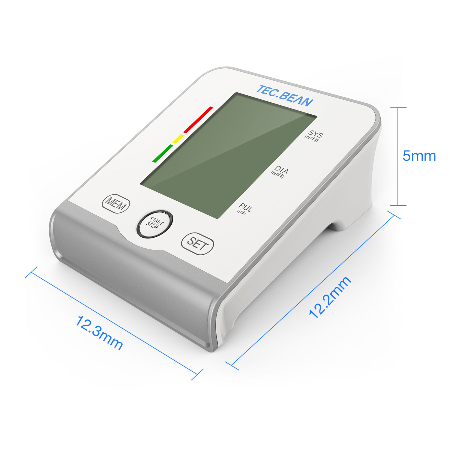 Tecan Arm Blood Pressure Monitor Accurate Fda Approved