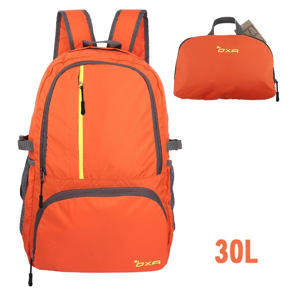 83cf18f54504 OXA Ultralight Foldable Daypack Packable Backpack 30L